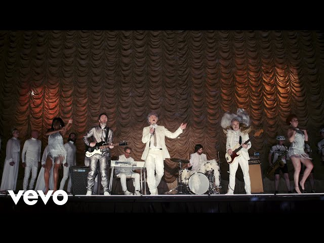 Crowded House - Playing with Fire (Official Video)