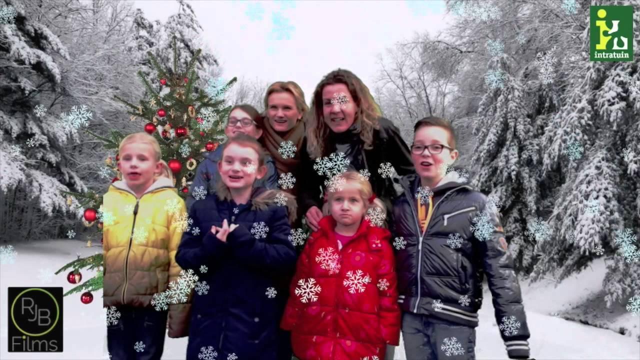 Fijne feestdagen vanuit intratuin lochem leonie verwoolde for Intratuin lochem