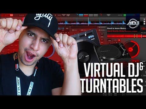 Mobile Beat:  Virtual DJ | Pioneer & Rane Turntables