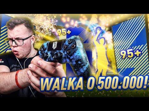 FIFA 18   MÓJ NAJLEPSZY TRAF W TEJ FIFIE!!! PACK'N'PLAY O PÓŁ MILIONA
