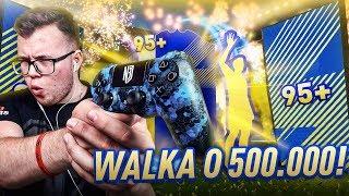FIFA 18 | MÓJ NAJLEPSZY TRAF W TEJ FIFIE!!! PACK'N'PLAY O PÓŁ MILIONA