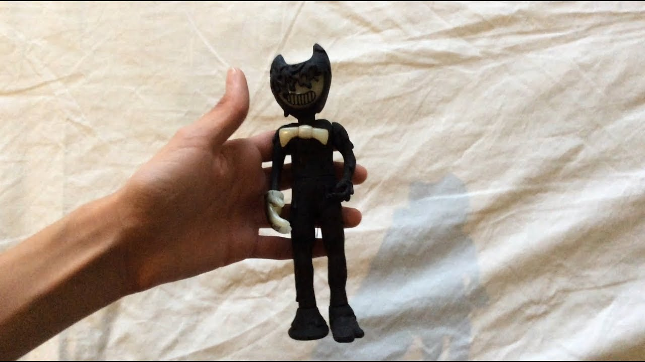 selección mundial de gama muy codiciada de unos dias juguetes de Bendy and the Ink Machine parte 3