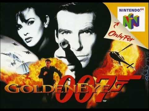 GoldenEye 007 (N64) - Credits / Main Theme [DOWNLOAD LINK]