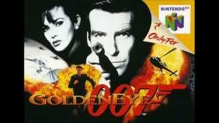 GoldenEye 007 (N64) - Credits / Main Theme [DOWNLOAD LINK]
