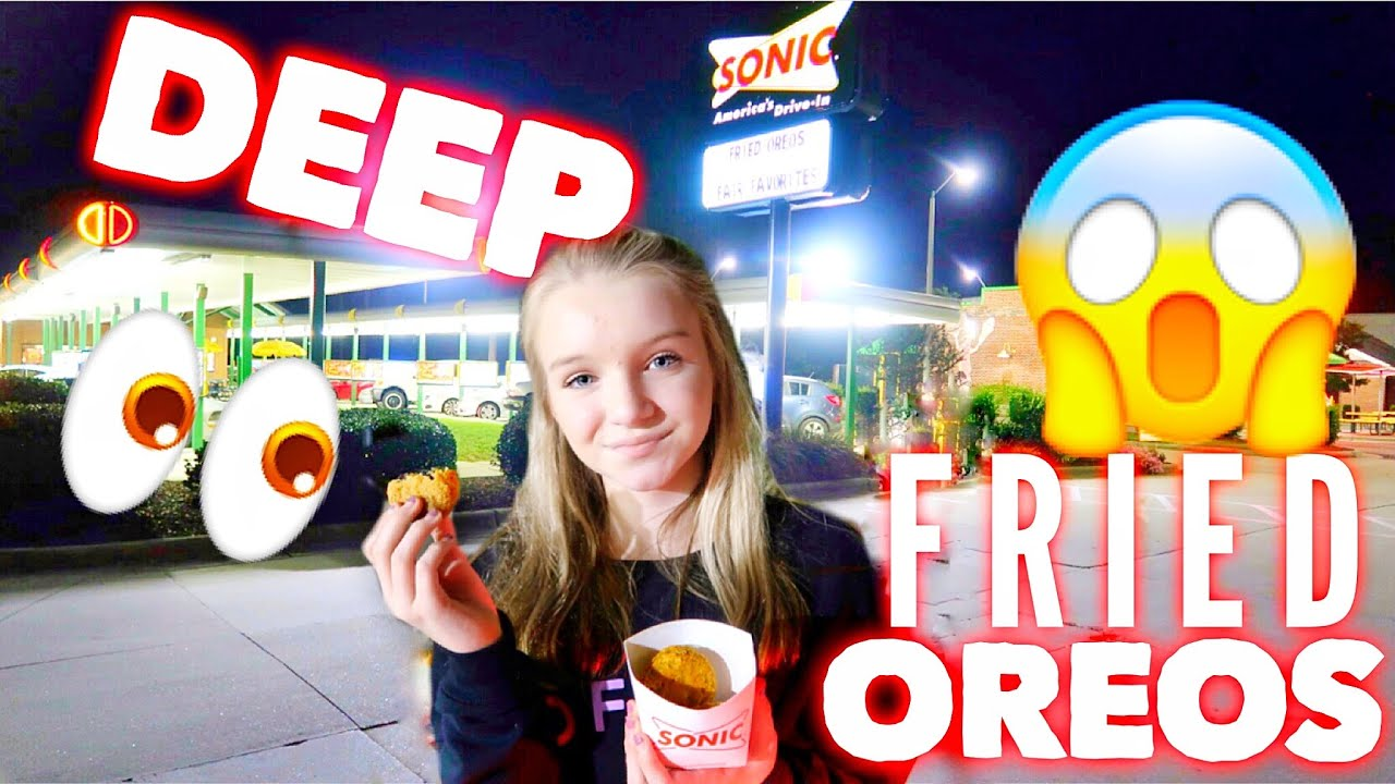 Sonic allergen menu