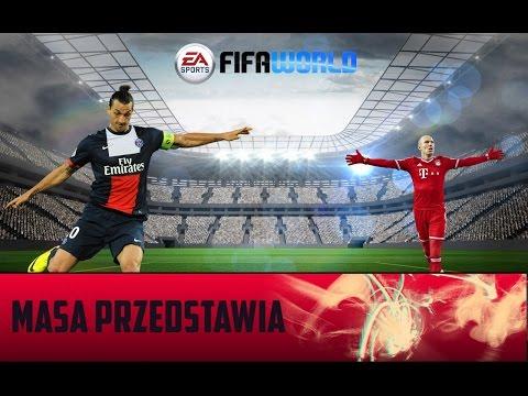 Zagrajmy z Masą - FIFA WOLRD - KONKURS!!! 3 NAGRODY i Pack Opening w tle .