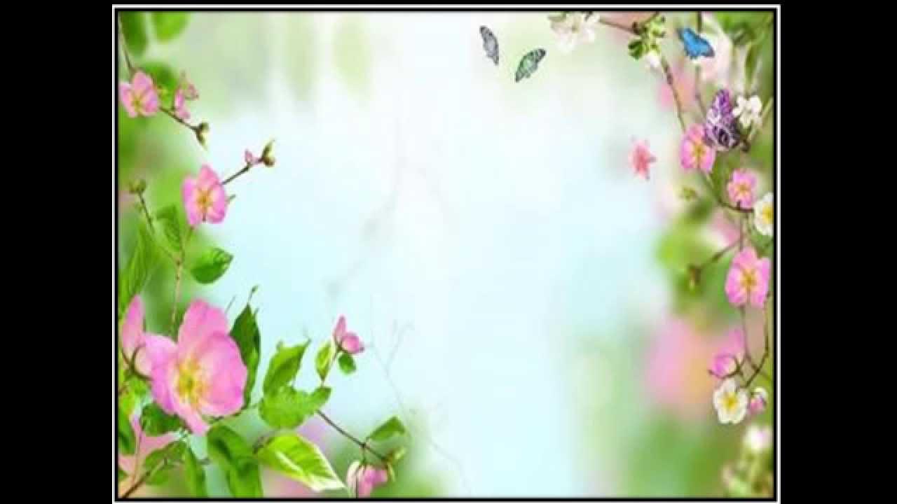 Flowers Live Wallpaper Apps Youtube