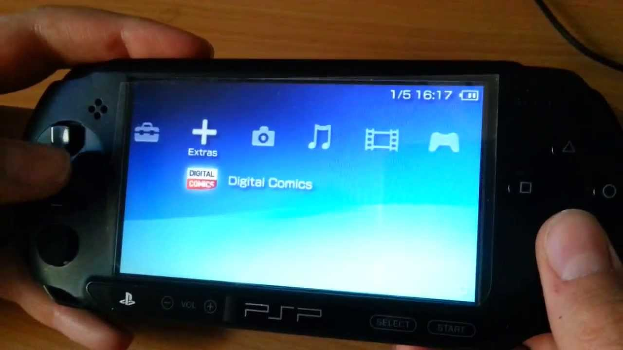 psp e1004 review youtube rh youtube com Sony PlayStation Handheld Concept Manual Sony PlayStation Portable