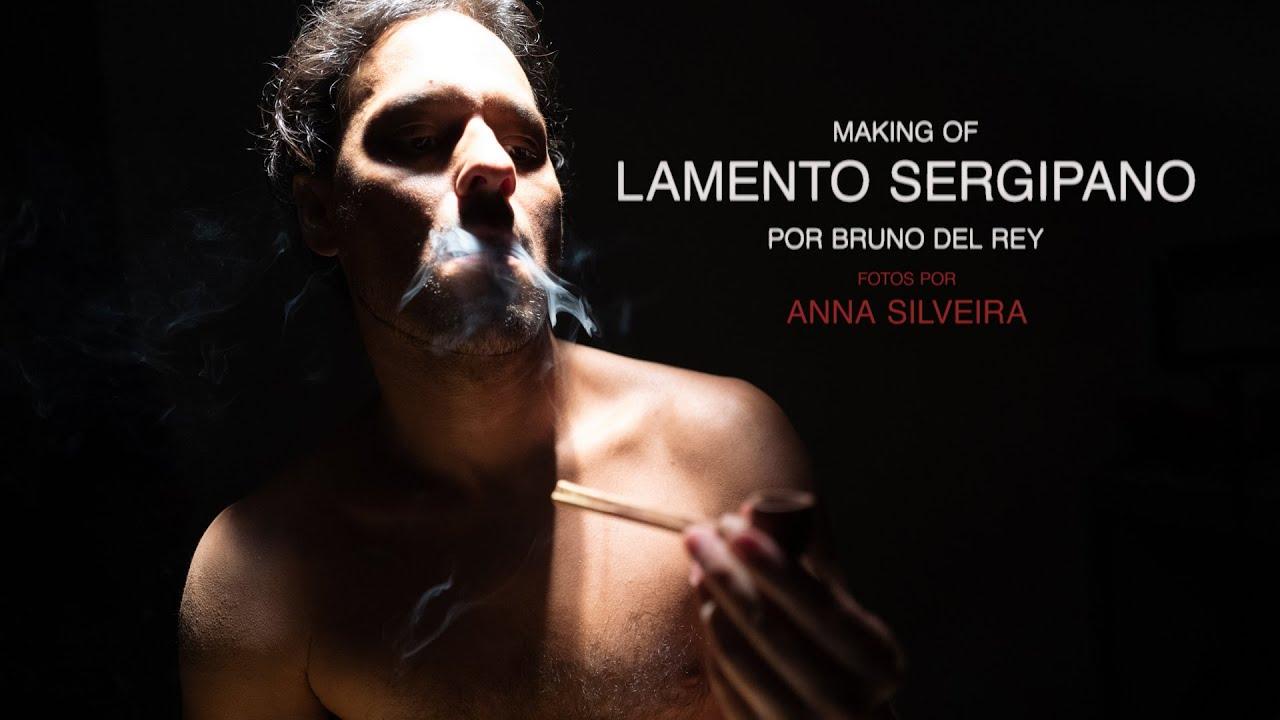 """Making of do clipe """"Lamento Sergipano"""" de Bruno Del Rey"""