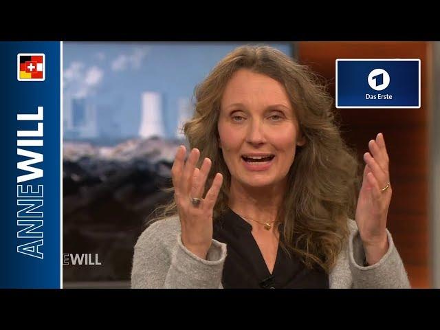 Anne Will - 26.01.2020 -  Klimaschutz und Kohleausstieg: Milliarden richtig investiert?  (ARD)