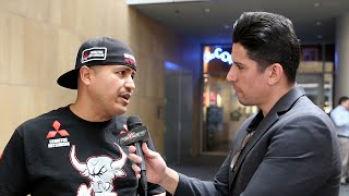 Robert Garcia to possibly work & train UFC fighter Nick Diaz