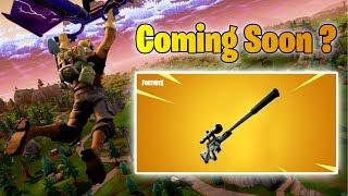 Fortnite : India || Silence Sniper Coming Soon ? || Use Code - JR_GAMER_YT