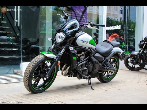 2017 kawasaki vulcan s cafe overview - youtube