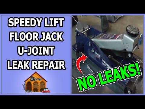 Sdy Lift Floor Jack U Joint Leak