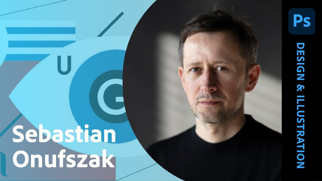 Illustration mit Sebastian Onufszak | Adobe Live
