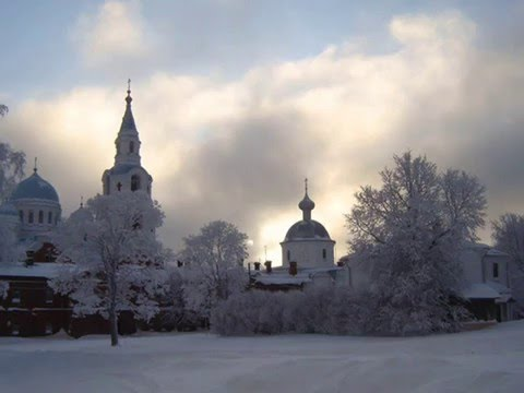 All Night Vigil, Valaam Monastery