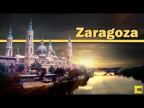 Zaragoza. Spain. 2018. Travel vlog #1
