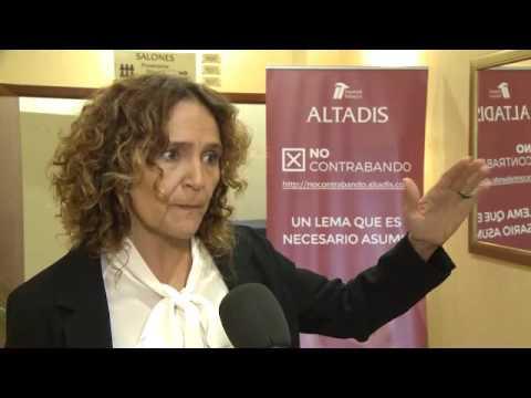 Videonoticia de la jornada contra el contrabando celebrada en Mérida