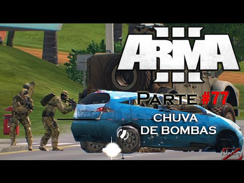Arma 3 Wasteland Tanoa - Chuva de Bombas #77