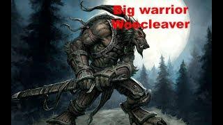 Hearthstone Big warrior .Kobolds And Catacombs.