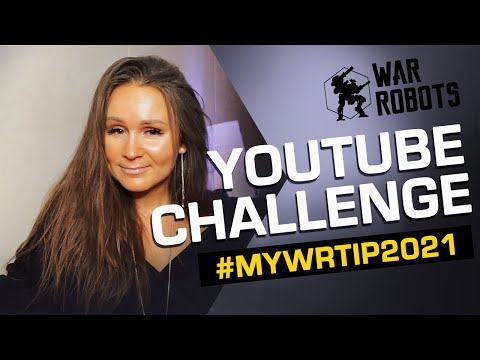 War Robots CHALLENGE #MyWRtip2021 + TIPS from War Robots MENTORS