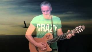 HPCrazy Smooth Acoustic Guitar Song ( Smooth Jazz )