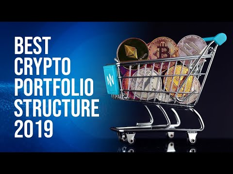 Best Crypto Portfolio Structure 2019 - How I Balance Bitcoin & Altcoins