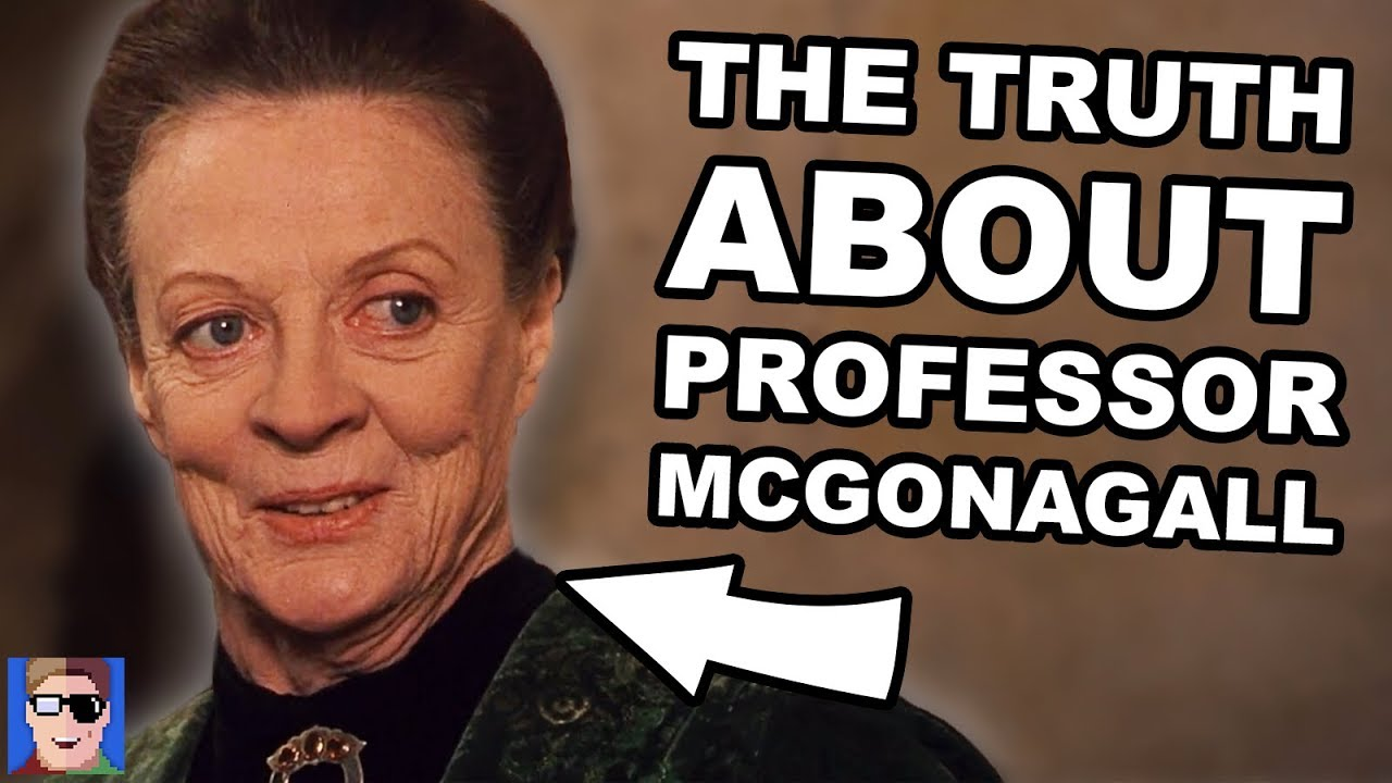 The TRUTH About Professor McGonagall | Fantastic Beasts Theory