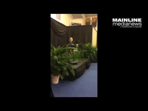 Doris Kearns Goodwin speaks at The Agnes Irwin School.