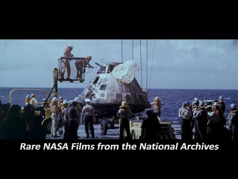 Apollo 11: Rare NASA Films from the National Archives