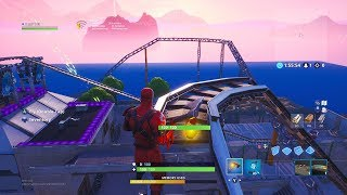 How To Make A Rollercoaster In Fortnite Creative!