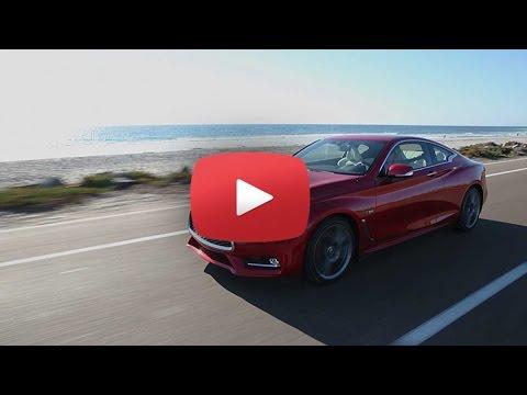 2017 Infiniti Q60: возрождение купе