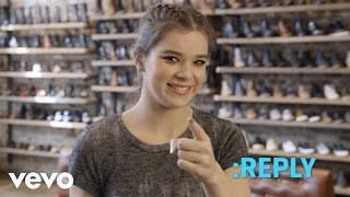 Hailee Steinfeld - ASK:REPLY (Vevo LIFT): Brought To You By McDonald