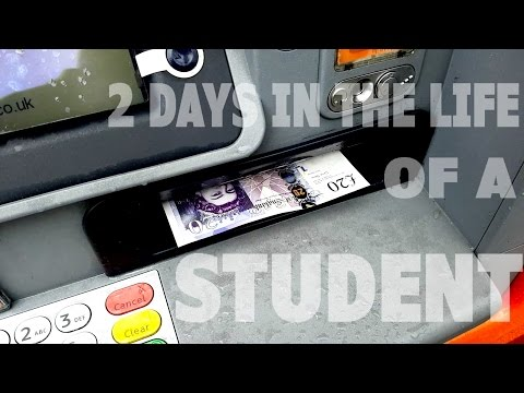 2 DAYS IN THE LIFE OF A SIXTH FORM STUDENT 2016 (ON STUDY LEAVE)