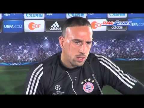 Ribéry : «Des choses au Bayern que je n'avais pas en équipe de France avant Deschamps»