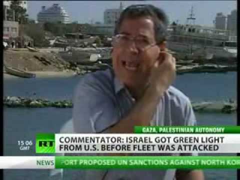 israel got Green Light From U.S. Before The Humanitarian Aid Flotilla was Attacked