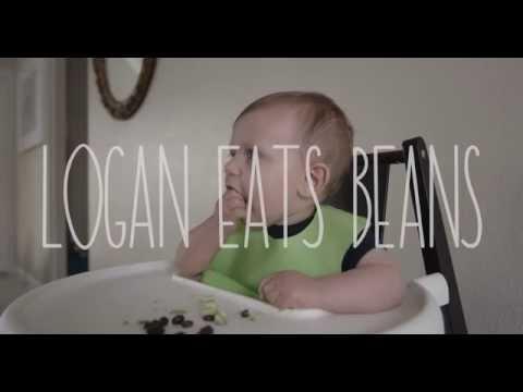 Logan Eats Beans