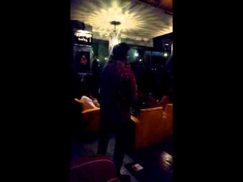 Karaoke Rap: The Real Slim Shady by Eminem at The Big Nasty in Bandra, Mumbai