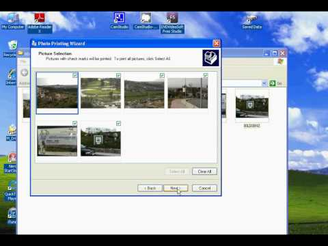 Convert Multiple Images To PDF File (Simple)