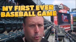 My Day At The Baseball - Citi Field,Home Of The NY METS (HD)