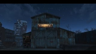 Fallout 4 Центр снабжения Бостонской полиции