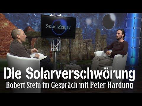 Die Solarverschwörung - Peter Hardung bei SteinZeit