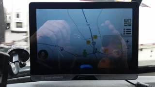 "Rand McNally T80 Trucker GPS 8"" Tablet defect review"