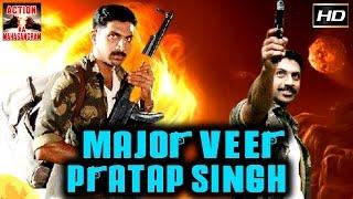 Major Veer Pratap Singh l 2017 l South Indian Movie Dubbed Hindi HD Full Movie