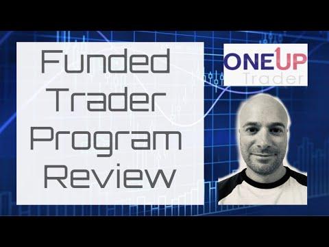 OneUpTrader Funded Trader Program Review