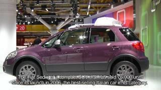 Fiat Sedici 2012 Videos