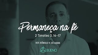 Escola Dominical | 09 de agosto de 2020