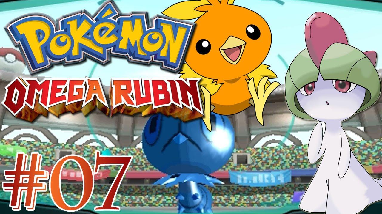 Lets Play Pokémon Omega Rubin 07 Supertraining Und Pokédex