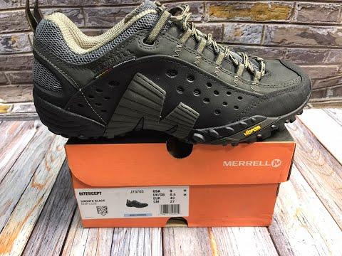 MERRELL Intercept (J73703). ТОP 10  #MERRELL #Обувь