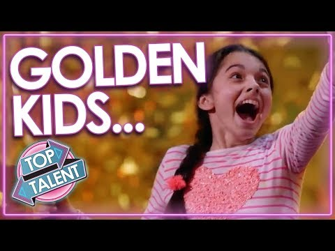 TOP Kids Golden Buzzers From Got Talent Worldwide! | Darci Lynne, Beau Dermott & MORE! | Top Talent - Как поздравить с Днем Рождения